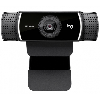 Webcam Logitech C922 Pro Stream Full HD 1080p