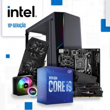 Monte Seu PC Gamer Plataforma Intel 10ª Geração LGA 1200 (FULL CUSTOM)