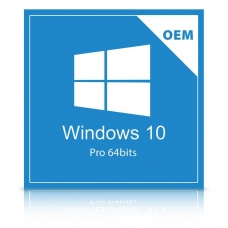 Windows 10 Pro 64Bits Português Brasil OEM - FQC-08932