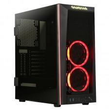 Pc Gamer Super T-General Lvl-1 AMD Ryzen 5 3600X / Radeon RX 590 8GB / DDR4 8GB / HD 1TB / 600W / RZ3