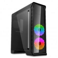 Pc Gamer T-Captain Lvl-6 Intel i7 8700 / RADEON RX 580 8GB / DDR4 8GB / HD 1TB / 600W