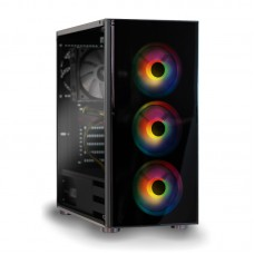 Pc Gamer T-power Glorious Edition Lvl-1 Intel I5 9600k / Geforce RTX 2060 6GB / DDR4 8GB / HD 1TB / 600W