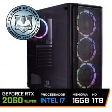 PC Gamer T-Power Captain Lvl-2 Intel I7 9700KF 3.60GHz / Radeon RX 5700 8GB / 16GB DDR4 / HD 1TB / 600W
