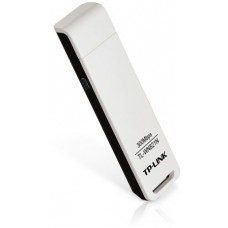 Adaptador Wireless N USB TP-Link, 300Mbps, TL-WN821N