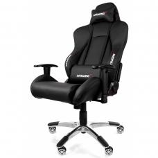 Cadeira Gamer AKRacing V2 Premium, Reclinável, Black, AK-7002-BB
