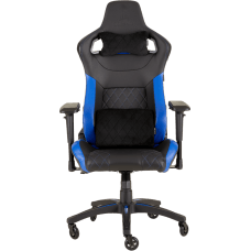 Cadeira Gamer Corsair T1 Race 2018 Edition, Black-Blue, CF-9010014-WW