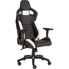 Cadeira Gamer Corsair T1 Race 2018 Edition, Black-White, CF-9010012-WW