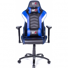 Cadeira Gamer DT3Sports Elise, Black-Blue