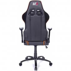 Cadeira Gamer DT3Sports Elise, Black-Orange