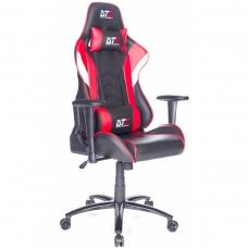 Cadeira Gamer DT3Sports Elise, Black-Red