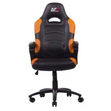Cadeira Gamer DT3 Sports GTX Black/Orange - OPEN BOX