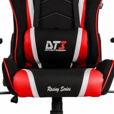 Cadeira Gamer DT3Sports Modena Fabric, Red