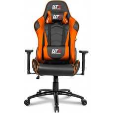 Cadeira Gamer DT3Sports Mizano Fabric, Orange