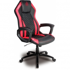 Cadeira Gamer Elements Elemental Ignis, Red