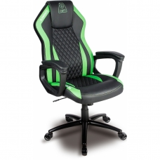 Cadeira Gamer Elements Elemental Terra, Green