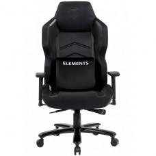 Cadeira Gamer Elements Magna NEMESIS, Reclinável, Black, Open Box