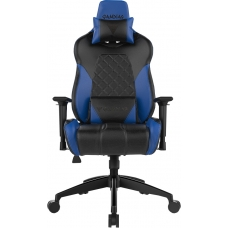 Cadeira Gamer Gamdias Achilles RGB E1 L, Black-Blue, GD-ACHILLESE1LBB