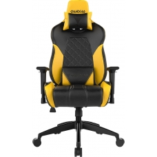 Cadeira Gamer Gamdias Achilles RGB E1 L, Black-Yellow, GD-ACHILLESE1LBY