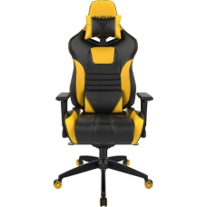 Cadeira Gamer Gamdias Achilles RGB M1A, Black-Yellow, GD-ACHILLESM1ALBY