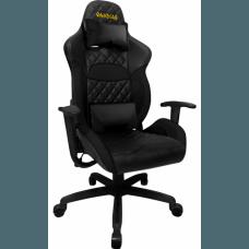 Cadeira Gamer Gamdias Zelus E1, Black, GD-ZELUSE1LB
