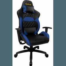 Cadeira Gamer Gamdias Zelus E1-L, Black-Blue, GD-ZELUSE1LBB