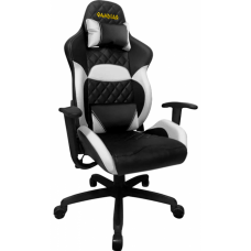 Cadeira Gamer Gamdias Zelus E1-L, Black-White, GD-ZELUSE1LBW