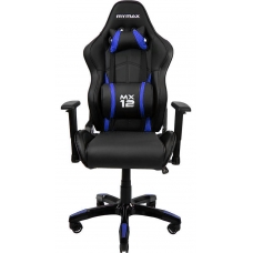 Cadeira Gamer Mymax MX12, Black-Blue