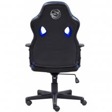 Cadeira Gamer PCYes Mad Racer STI Master, Black-Blue, MADSTIMSAZ