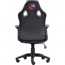 Cadeira Gamer PCYes Mad Racer V6, Black-Grey, MADV6CZ