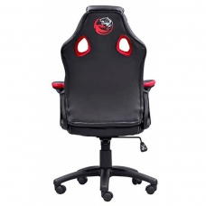 Cadeira Gamer PCYes Mad Racer V6, Black-Red, MADV6VM