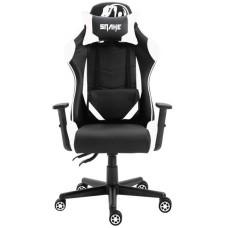 Cadeira Gamer Snake, Krait, White, Snake Krait W B88