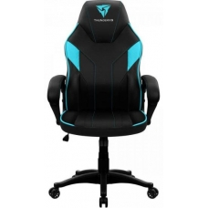 Cadeira Gamer ThunderX3 EC1, AIR Tech, Cyan