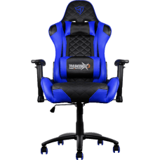 Cadeira Gamer Thunderx3 TGC12, Black-Blue