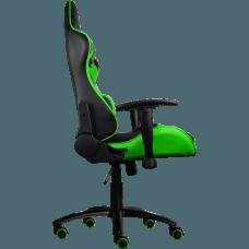 Cadeira Gamer ThunderX3 TGC12, Black-Green, TGC-BG