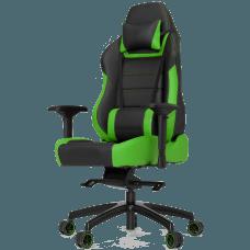 Cadeira Gamer Vertagear Racing P-Line PL6000 VG-PL6000_GR Preto/Verde