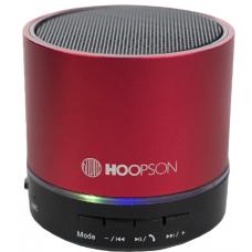 Caixa de Som Portátil Hoopson RB002-V, Bluetooth, USB, Micro SD, 3W