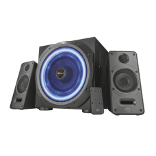 Caixa de Som Trust, GXT 688 Torro, 3.5mm, Led Azul, 2.1, 60RMS, 120W, T23043