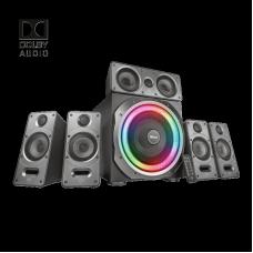 Caixa de Som Trust, GXT 698 Torro, 3.5mm, RGB, 5.1, 90RMS, 180W, T23059