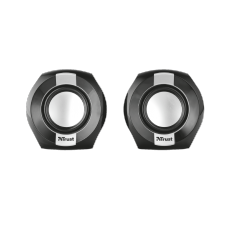 Caixa de somTrust Polo Compact 2.0, Speaker Set, USB, 4W RMS