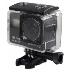 Câmera Filmadora Esportiva Webcam Hoopson FullHD, Wi-Fi, SCH-003