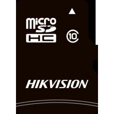 Cartão de Memória Hikvision Micro SD 8GB, Adaptador Class 10