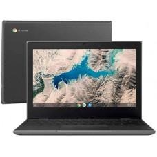 """Chromebook Lenovo E100 Intel Celeron N4020, 4GB DDR4, 32GB, 11,6"""", ChromeOS, 81MA001BBR"""