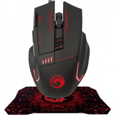 Combo Marvo Mouse Gamer C909 + Mouse Pad G1 Gamer