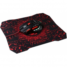 Combo Marvo Mouse Gamer M315 + Mouse Pad G1 Gamer