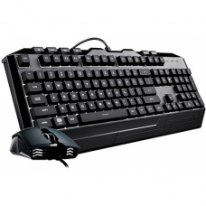 Combo Gamer Teclado e Mouse Cooler Master Devastator 3 RGB, SGB-3000-KKMF1-BR