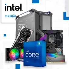 PC Gamer Plataforma Intel 11ª Geração LGA 1200 (FULL CUSTOM)