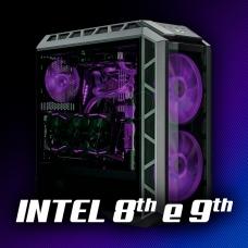 Computador T-Gamer Plataforma Intel 8ª e 9ª Geração LGA 1151 (FULL CUSTOM)