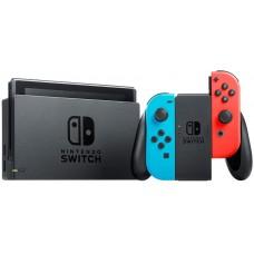 Console Nintendo Switch, 32GB, 1x Joycon, Neon Blue/Red, (Modelo Novo),  HADSKABA1