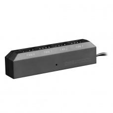 Controlador de Fan Deepcool FH-04, com 4 Saídas, Função PWM, DP-FH04PWM-HUB