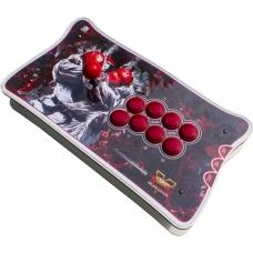 Controle Arcade para PC e PS3 2ND Impact RYU MDF Manche Optico Silent